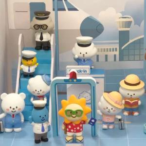 popmart盲盒可爱