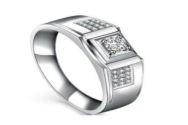 金大鳳珠寶指環