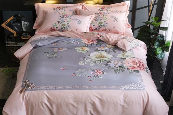 尚喜堂床上用品粉色