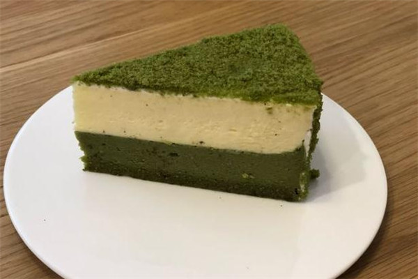 三北里日式抹茶甜品蛋糕