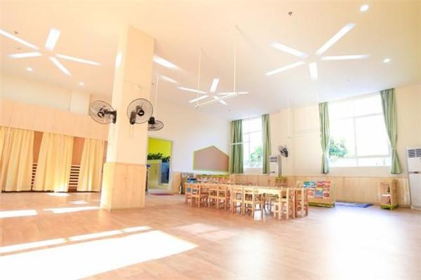 一尺和偉才國際幼兒園學習室