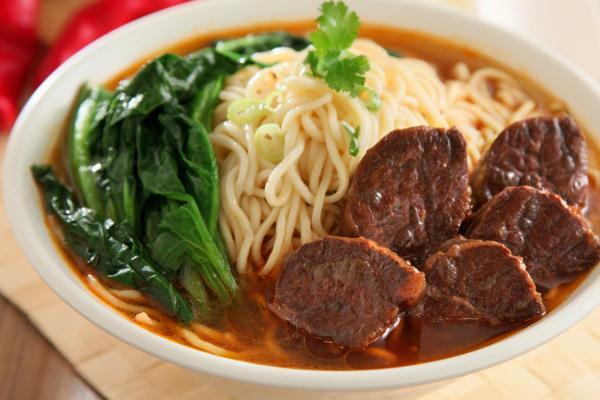 淮南牛肉粉丝汤健康