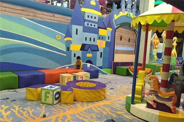 多多淘兒童樂園游玩