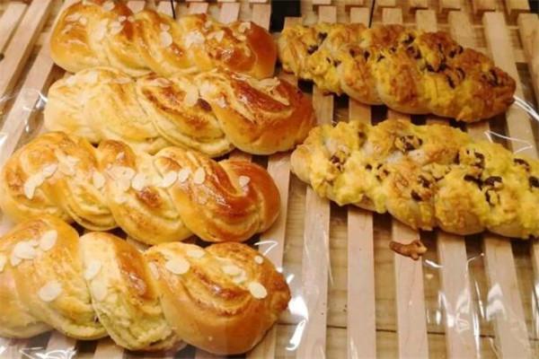 法頌面包烘焙