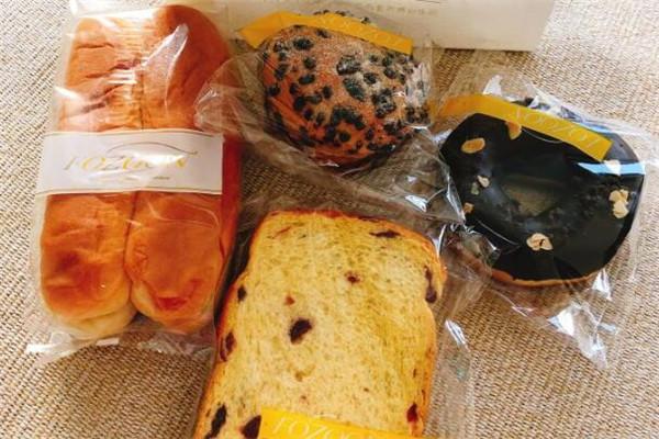 法頌面包加盟