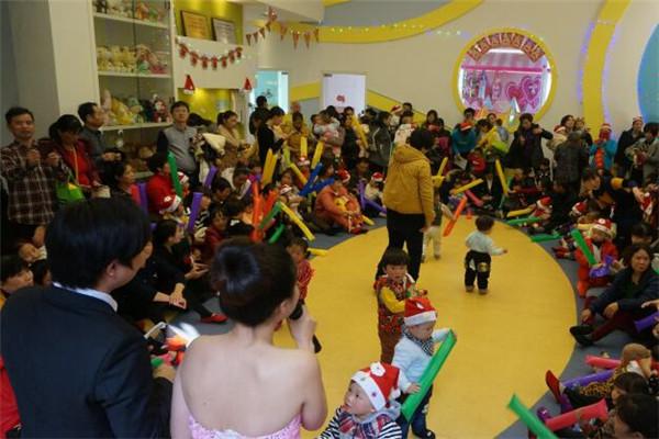 爱乐乐享早教中心加盟