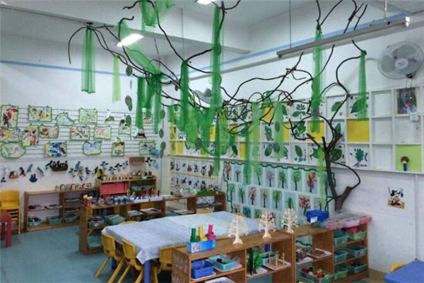 特蕾新海湾幼儿园教室