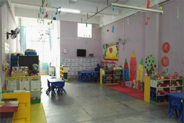 特蕾新海湾幼儿园加盟