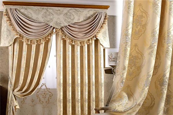 金蟬家紡窗簾好看