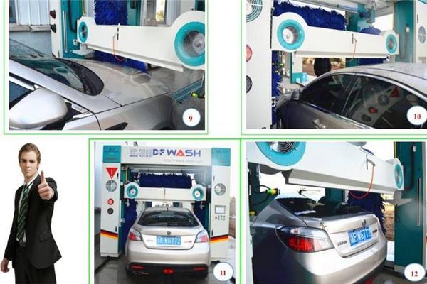 科思無人洗車優點