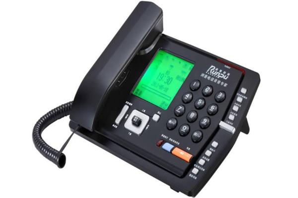 潤普錄音電話座機