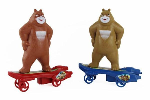 乐之堡2只熊