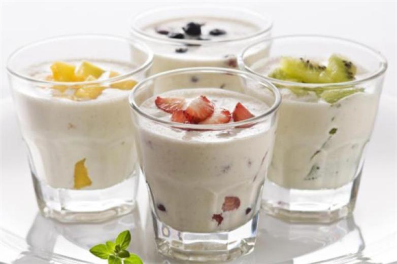 可喲米水果酸奶