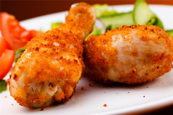 百利家樂炸雞好吃