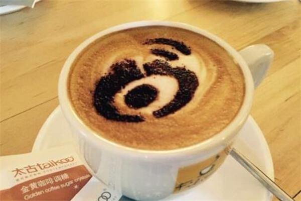 小付咖啡饮品