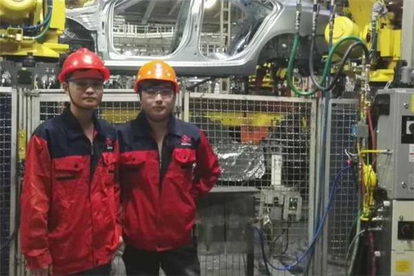 中科机器人教育工程师
