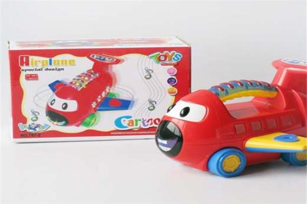 开心益智玩具车