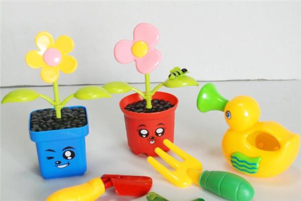 开心益智玩具花