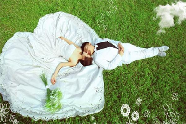 绿州婚恋网婚纱照