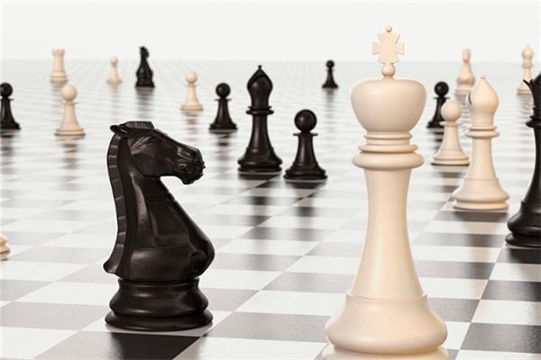 奕之海国际象棋学校招牌