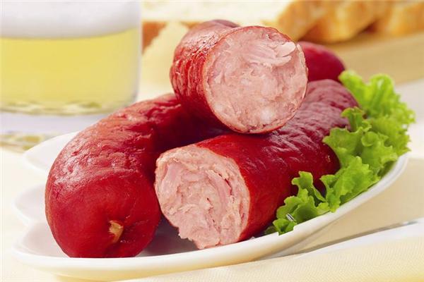 维尔康肉制品红肠