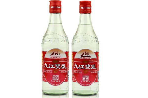 九江双蒸酒白酒