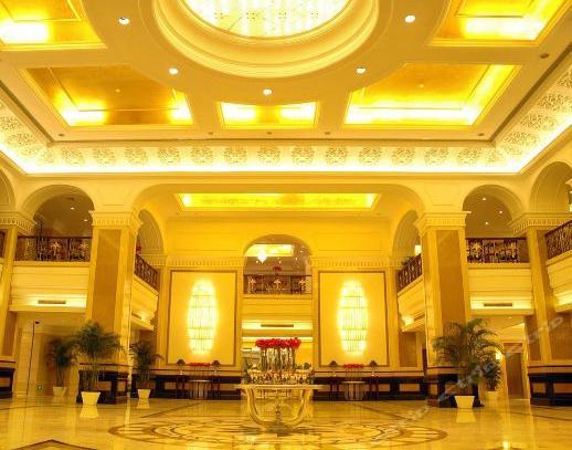 九江远洲国际大酒店室内