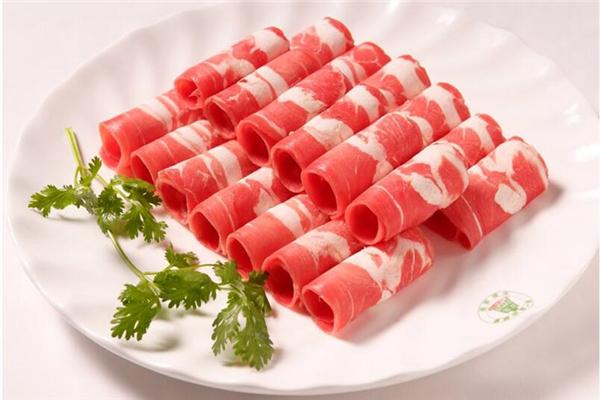 草原羔羊肉肉质
