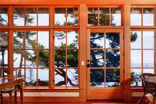 蓝凯门窗木门