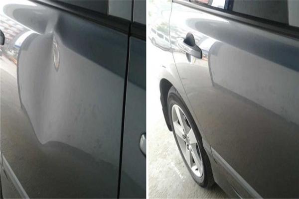 凹陷修复汽车凹凸修复服务