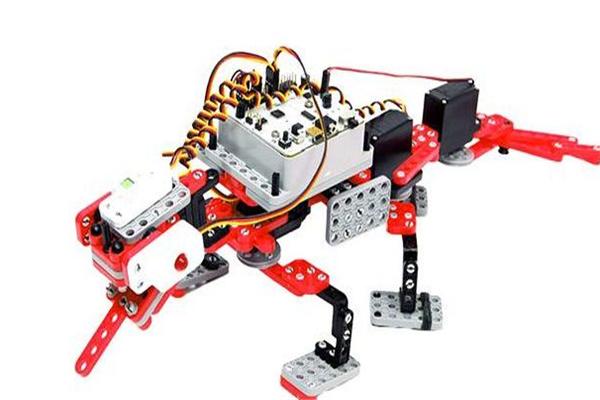 创乐博写字机器人科学