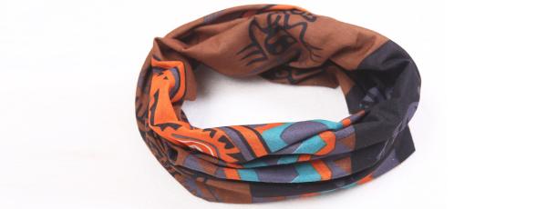 让运动更beplay舒适,FREESCOPE户外用品带你见识另类时尚运动头巾
