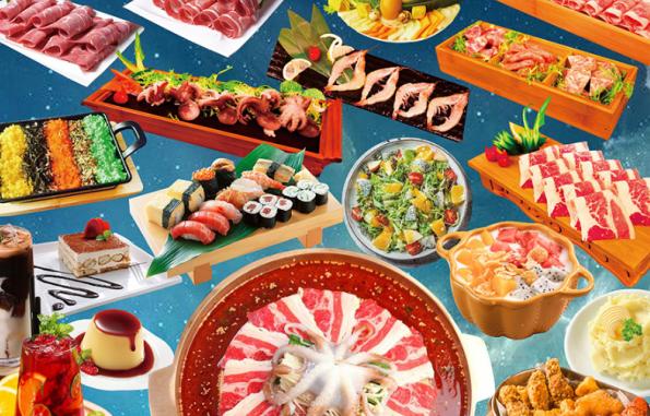 海囧水煎肉餐品