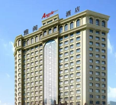 雅阁大酒店加盟