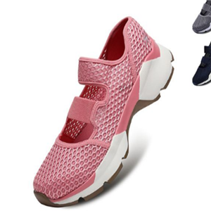 斯凯奇女鞋粉色