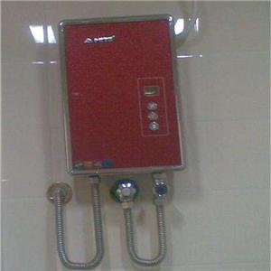 艾利斯特熱水器墻壁