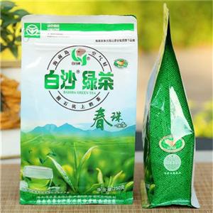 白沙峰茶叶绿色