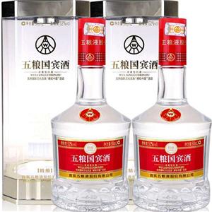 五粮国宾酒口感香醇