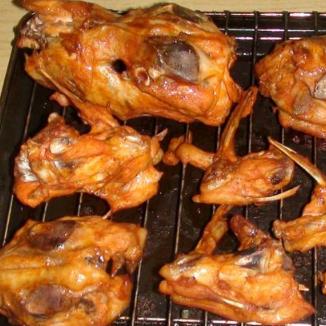 正大烤雞架烤雞