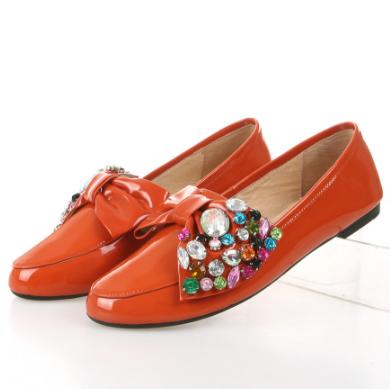 卓思妮女鞋平底鞋
