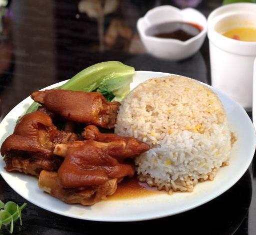 潮汕原味汤粉王隆江猪脚饭