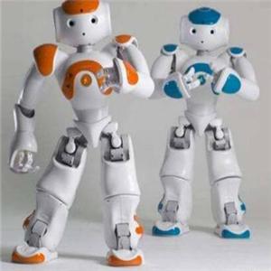 创乐机器人两个
