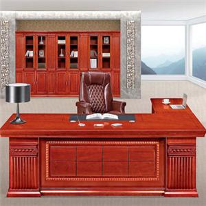 大班台办公家具红木
