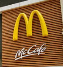 McCafe咖啡厅