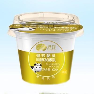 港珍奶超酸奶