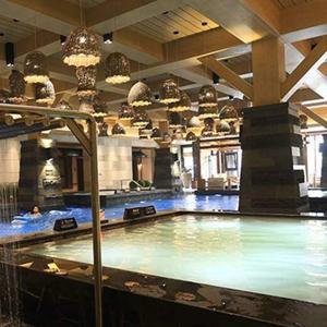 樂湯匯溫泉生活館池子