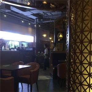 不一樣書式咖啡廳裝飾