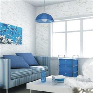 益优图墙衣蓝色