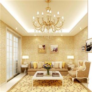 益优图墙衣金色