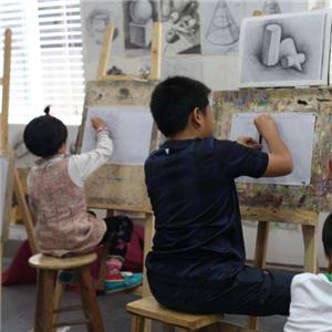 星火未来少儿艺术培训素描